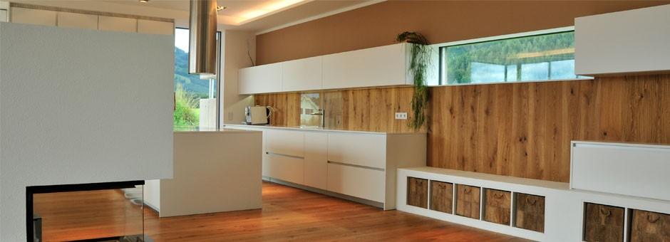 Designtischlerei Weitenthaler bedeutet Perfektion im Design, Qualität und Detail